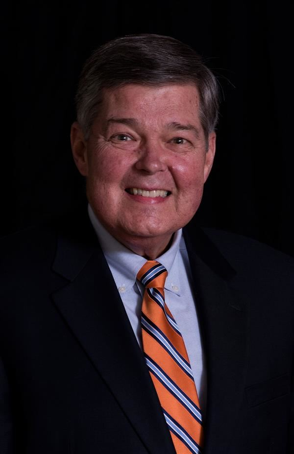Dr. James A. Lockwood, Vice President